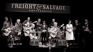 tribute at Freight and Salvage